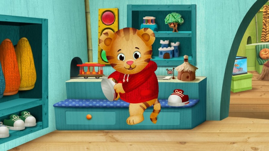 Research shows preschoolers who watch Daniel Tiger's Neighborhood develop social and emotional skills