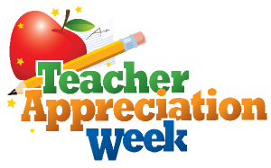 Teacher Appreciation Week 2017